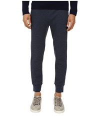 Theory Moris Pnc.Excavate Melange Sweatpants Surface Heather Men's Casual Pants Gray