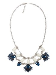 Chesca Vintage Style Jewelled Necklace