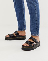 Dr. Martens Dr Ryker Sandals In Black