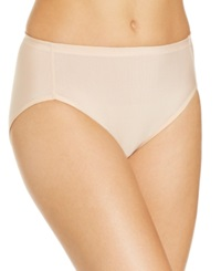 Vanity Fair Cooling Touch High Cut Brief 13124 Rose Beige