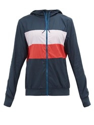 Lndr Victory Ventilated Ripstop Jacket Navy