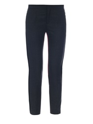 Undercover Contrast Back Wool Trousers