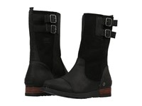 Sorel Major Pull On Black Women's Cold Weather Boots