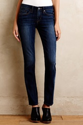 Jean Shop Slim Stretch Jeans Tinted Denim