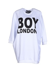 Boy London Sweatshirts White