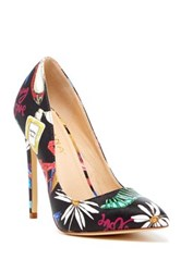 Liliana Pixie Pointed Toe Pump Multi