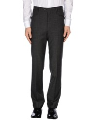 Brooksfield Trousers Casual Trousers Men Steel Grey