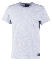 Abercrombie And Fitch Snit Muscle Fit Basic Tshirt Dress Blue