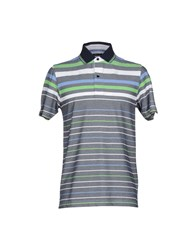 Bramante Topwear Polo Shirts Men Dark Blue
