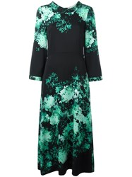 Goat 'Doe' Printed Dress Green