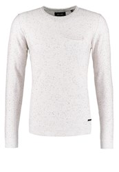 Only And Sons Onsdian Jumper Cloud Dancer White