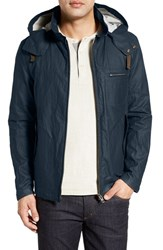 Men's Spiewak 'Essex' Hooded Jacket Cobalt