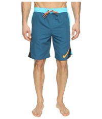Nike Blockforce 9 Volley Shorts Legion Blue Men's Swimwear Navy