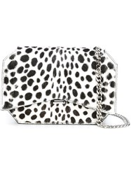 Givenchy Mini 'Bow Cut' Crossbody Bag White