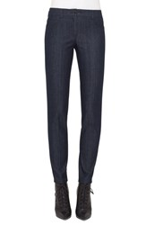 Akris Women's Stretch Denim Pants