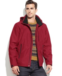Hawke And Co. Outfitter Pro Tracker Fleece Lined Performance Parka Chilli