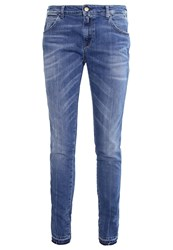 Replay Katewin Straight Leg Jeans Darkblue Denim Dark Blue Denim
