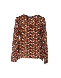 Laura Urbinati Blouses Orange