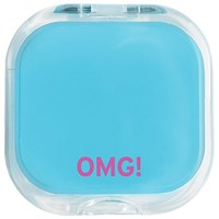 Knock Knock Omg Compact Mirror