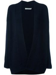 Vince Open Fronted Cardigan Blue