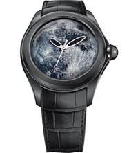 Corum 082310980001Mo01 Bubble Lunar System Watch Sapphire