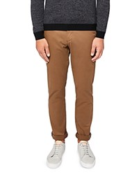 Ted Baker Clascor Classic Fit Chinos Tan