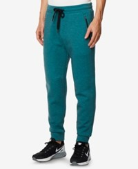 32 Degrees Men's Performance Jogger Pants Tropical Heather