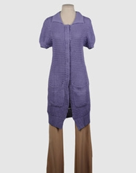 Betty Jackson Two Cardigans Lilac