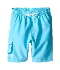 Tyr Challenger Swim Shorts Little Kids Big Kids Blue Men's Swimwear