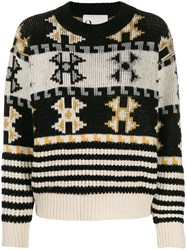 8Pm Norwegian Style Knitted Jumper 60