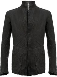 Isaac Sellam Experience Machinal Blazer Black