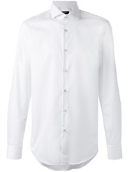Hugo Boss Plain Shirt White