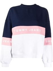 Tommy Jeans Colour Blocked Sweatshirt 60