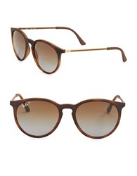 Ray Ban Phantos Gradient Polarized Sunglasses Brown