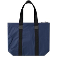 Rains Rush Tote Bag Blue