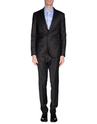 Mauro Grifoni Suits And Jackets Suits Men Dark Brown