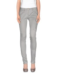 Dek'her Trousers Casual Trousers Women Grey