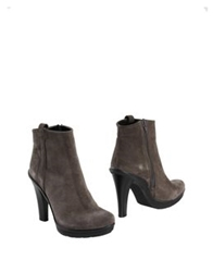Mare Ankle Boots Grey