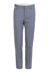 Marc Jacobs Checked Wool Pants