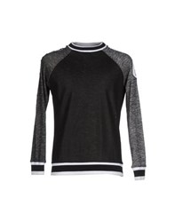 Franklin And Marshall Knitwear Jumpers Men Black