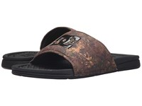 Dc Bolsa Camo Black Men's Sandals