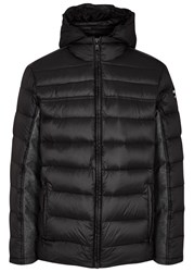 Pajar Abraham Black Quilted Shell Jacket