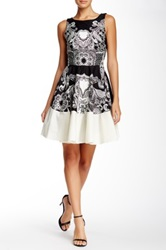 Eva Franco Evette Dress Multi