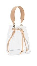 Maison Boinet Medium Bucket Bag Cinnamon