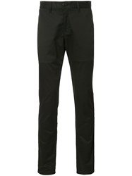 Naked And Famous Skinny Trousers Black
