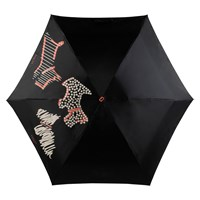 Radley Fleet Street Compact Umbrella Black