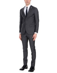 L.B.M. 1911 Suits Steel Grey