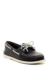 Sperry A O Boat Shoe Wide Width Available Blue