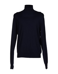 Zinco Turtlenecks Dark Blue