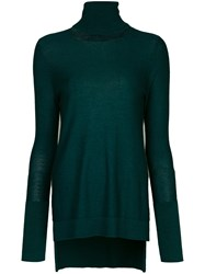 Kitx Keepers Turtle Neck Sweater Green